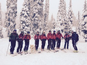 NSAR Avalanche Training Day 2015
